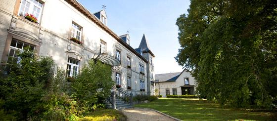 Le Château de Strainchamps - Présentation