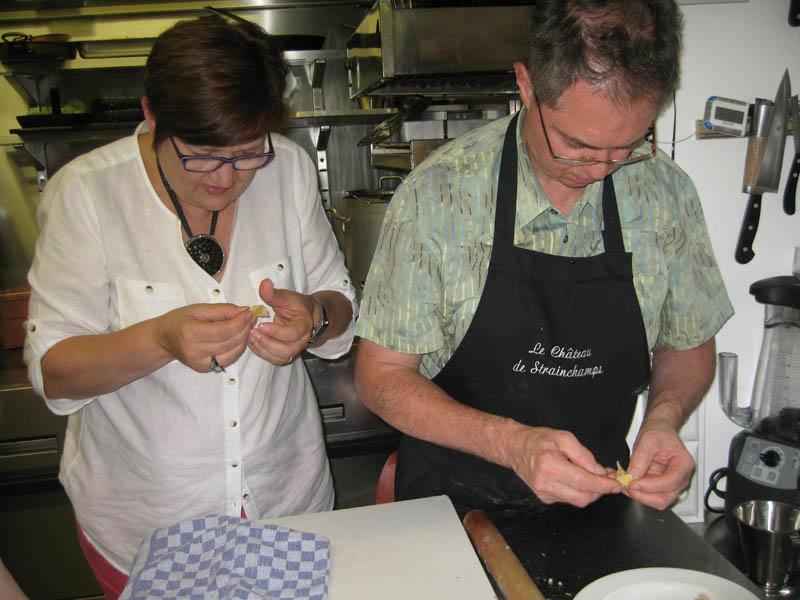 Cours de cuisine italienne par la mamma giuliana rabuiti - Cours de cuisine luxembourg ...