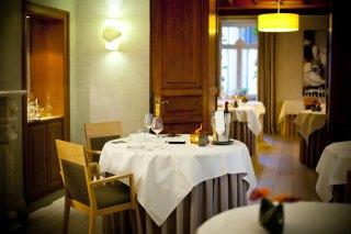 Restaurant gastronomique étoilé