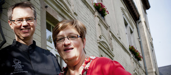 Frans and Paulette Vandeputte - Lalande
